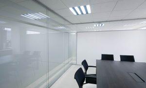Mamparas para oficinas Madrid - Zeta Line