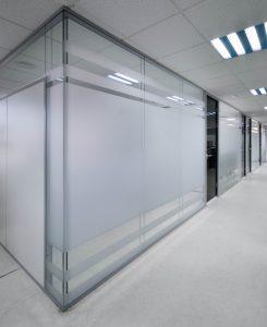Mamparas divisorias Twin Glass - Ávila - Toledo - Guadalajara - Cuenca - Segovia - Madrid