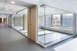Mamparas divisorias para oficinas Smart Glass - Ávila - Toledo - Guadalajara - Cuenca - Segovia - Madrid