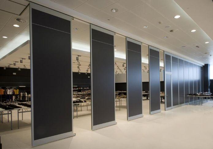 Tabiques m viles instalaci n en oficinas y despachos de for Oficinas y despachos madrid